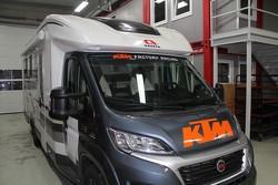 Preparativos de KTM para el Dakar 2015