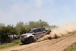 #360 Nissan: Ricardo Leal Dos Santos, Eduardo Sachs