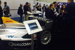 360 Racing'in teknolojisi