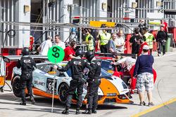#69 Gulf Racing UK Lamborghini Gallardo LP560 GT3: Роальд Гете, Стюарт Холл, Фредерік Фатьєн, Джеймі Кемпбелл-Уолтер