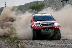 #303 Toyota: Жіньель де Вільє, Dirk von Zitzewitz