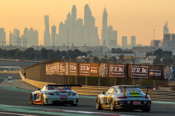 #10 GTRussian, Mercedes SLS AMG GT3: Alexey Vasilyev, Marko Asmer, Karim Al Azhari, Kevin Korjus sow