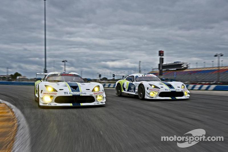 Riley Motorsports Dodge Viper photoshoot