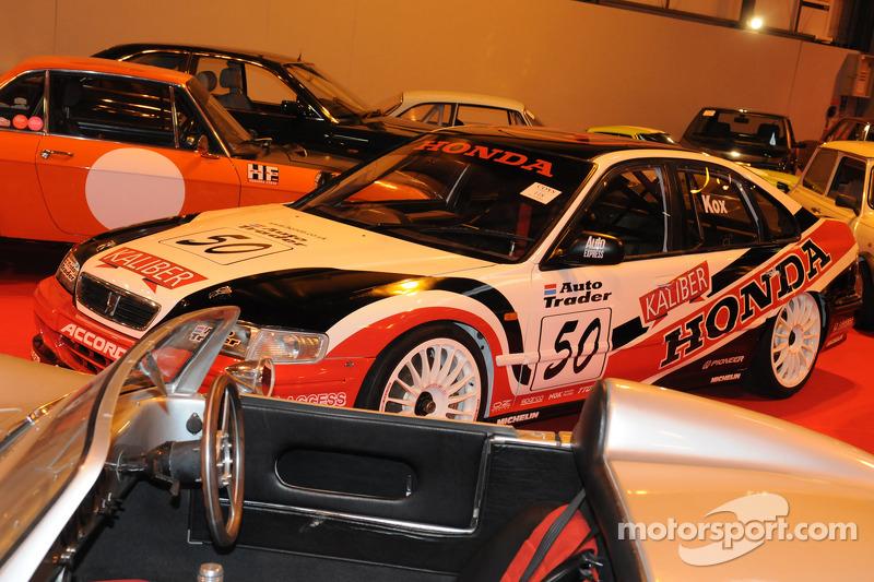 Ex Peter Kox 1998 BTCC Honda Accord ST