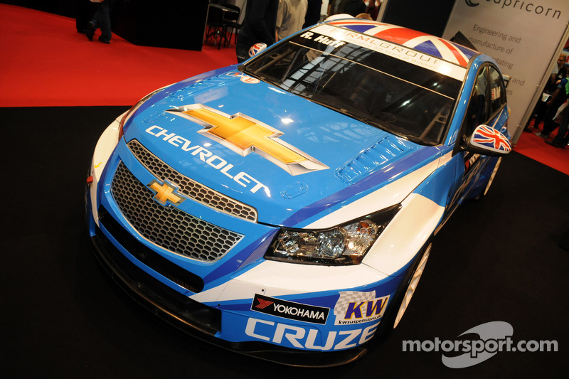 سيارة روب هاف، دبليو تي سي سي شيفروليه كروز الفائزة بالبطولة سنة 2012