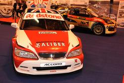 Honda Accord St de Tom Kristensen en 2000