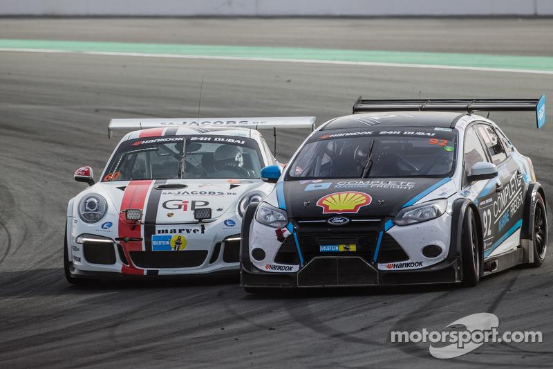 #60 Speedlover Porsche 991 Cup: Philippe Richard, Pierre-Yves Paque, Vincent de Spriet, Yves Noel an