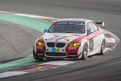 #161 Securtal Sorg Rennsport, BMW E92 M3 GT4: Frank Elsässer, Paul Follett, Oliver Bender, Stefan Beyer