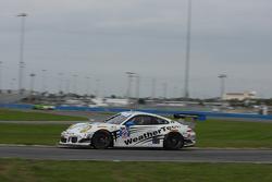 #22 Alex Job Racing Porsche 911 GT America: Cooper MacNeil, Leh Keen, Andrew Davis, Shane van Gisbergen