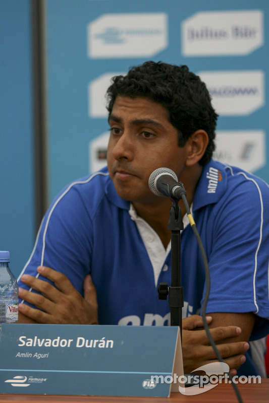 Salvador Duran, Amlin Aguri