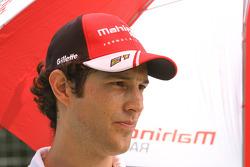 布鲁诺·塞纳, Mahindra Racing电动方程式车队