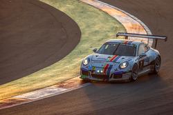 #7 Lechner Racing Middle East, Porsche 991 Cup: Fahad Algosaibi, Clemens Schmid, Klaus Bachler, Jaap van Lagen