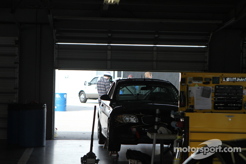 BMW siap untuk beraksi