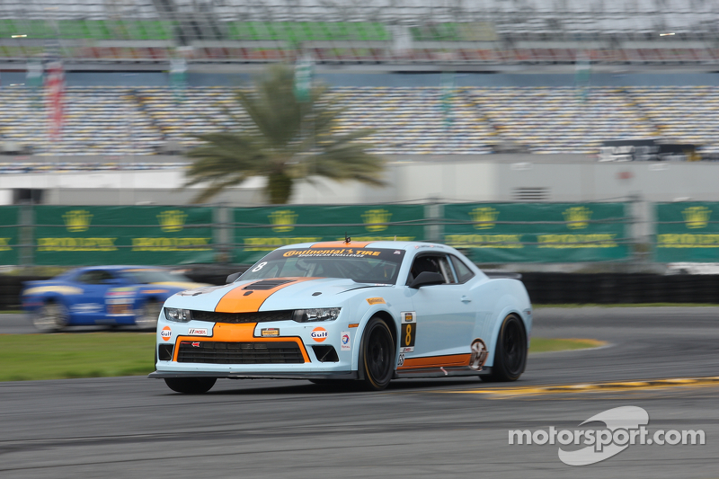 #8 Mantella Autosport, Camaro Z/28.R: Anthony Mantella, Mark Wilkins, Martin Barkey, Kyle Marcelli
