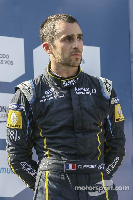 Segundo lugar Nicolas Prost