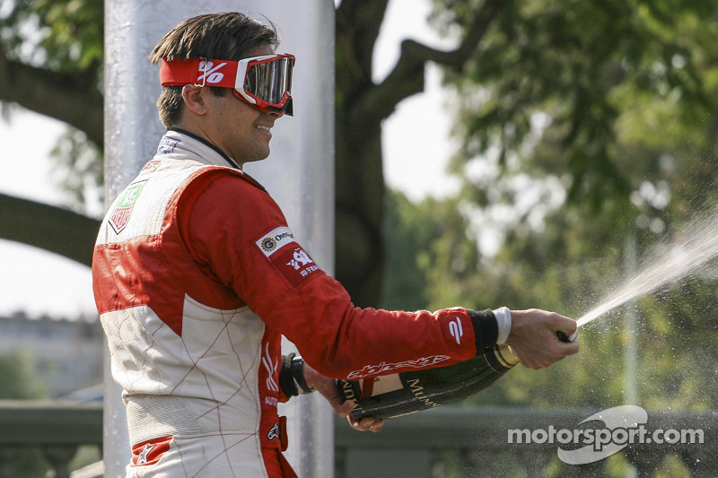 3. Nelson Piquet jr., China Racing