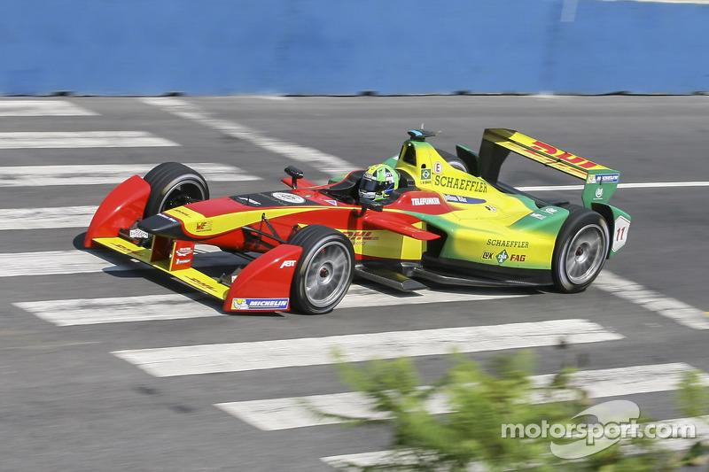 Лукас ді Грассі, Audi Sport ABT
