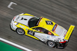 #46 MRS GT-Racing, Porsche 991 Cup: Siegfried Venema, Chris le Bon, Ilya Melnikov, Bassam Konfli, Elia Erhar
