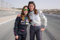 Lisa Brunner ve Cyndie Allemann