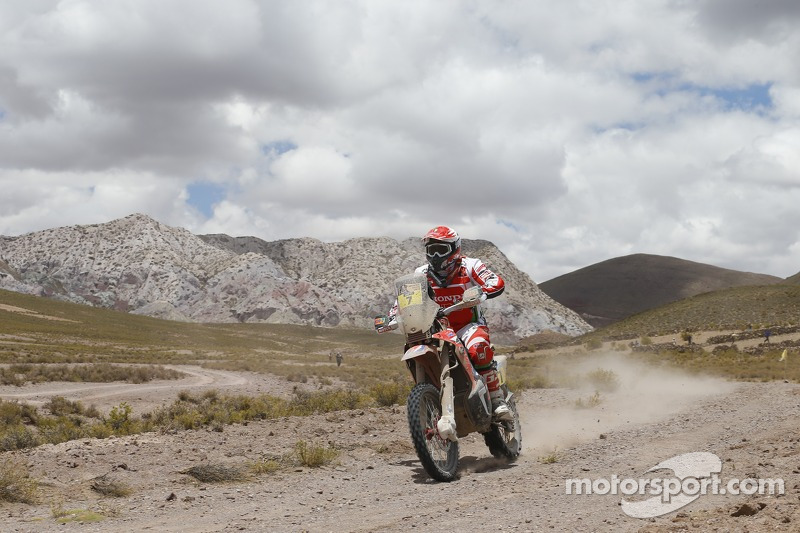 #7 Honda: Пауло Гонсалвес
