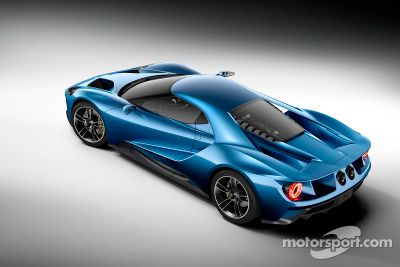 Ford GT onthulling