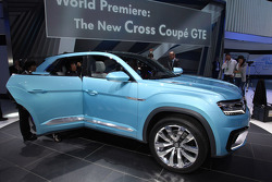 Volkswagen Cross Coupé GTE, Konzept