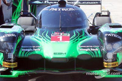 Extreme Speed Motorsports HPD ARX-04b livery unveil