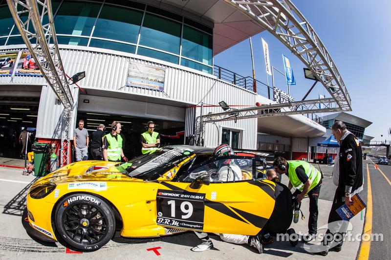 #19 V8 Racing, Chevrolet Corvette C6R ZR1: Rick Abresch, Alex van 't Hoff, Wolf Nathan, Nicky Pastor