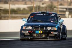 #78 JR Motorsport BMW E46 GTR: Harry Hilders, Gijs Bessem, Daan Meijer, Roger Grouwels