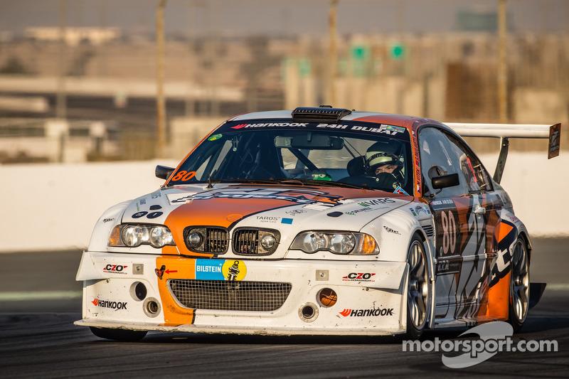 #80 RTR projects, BMW M3 E46 GTR: Tomas Miniberger, Michal Vitek, Siarhei Paulavets, Milan Kodídek, Tomas Kwolek