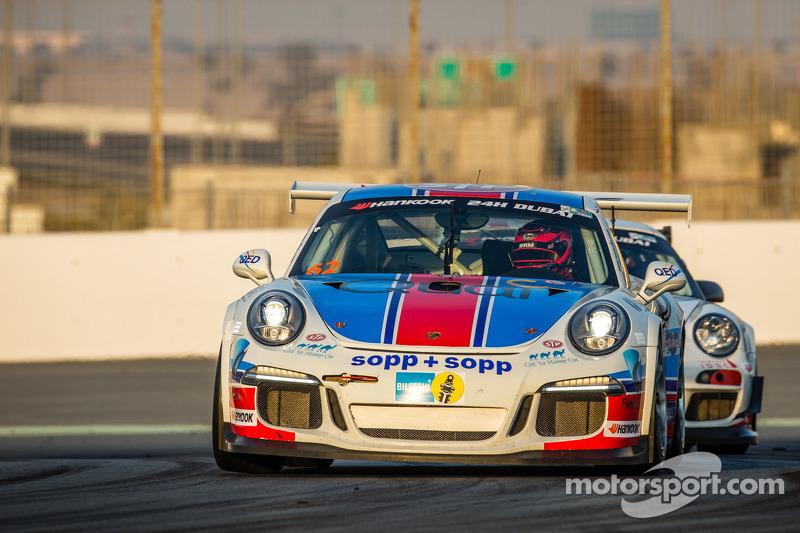 #62 STP Racing,保时捷991杯: Daniel Welch, Jake Giddings