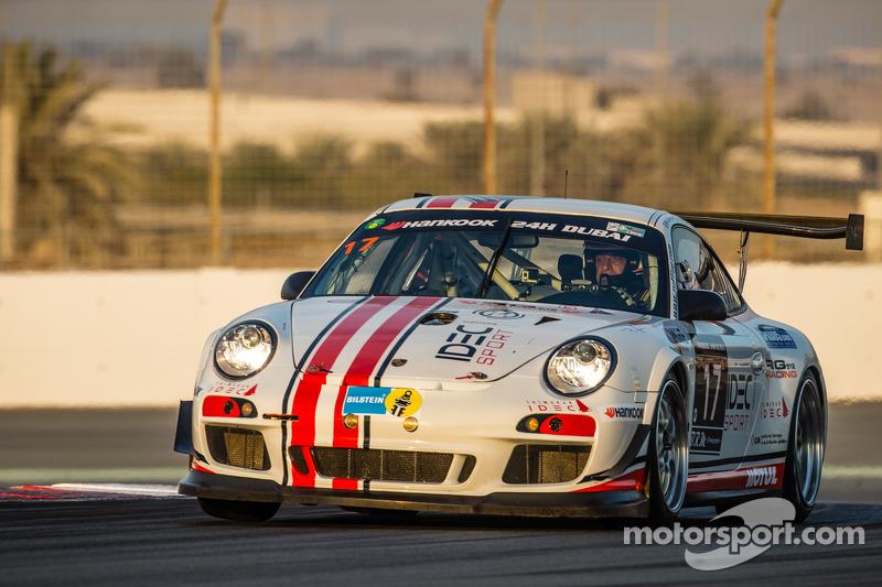 #17 Ruffier Racing Porsche 997 Cup: Patrice Lafargue, Paul Lafarge, Gabriel Abergel