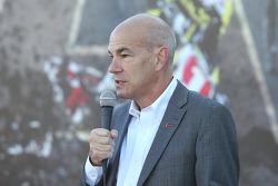 Scott Atherton, Präsident und Geschäftsführer der Tudor United Sportscar Championship