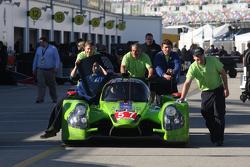 #57 Krohn Racing, Ligier JS P2 Judd