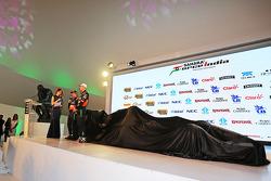 Нико Хюлькенберг и Серхио Перес. Презентация Force India, Презентация.