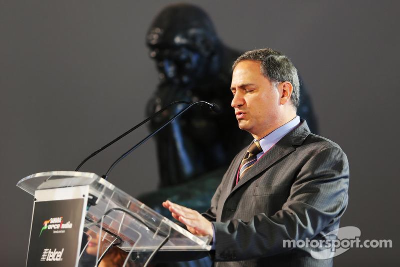Alejandro Soberon, Corporacion Interamericana CEO