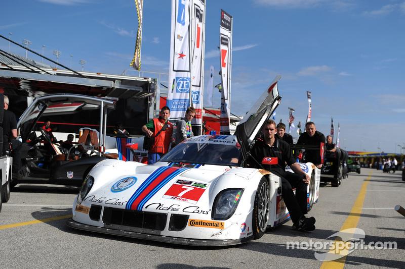 #7 Starworks Motorsport Riley MK XX: Brendon Hartley, 鲁本斯·巴里切罗, Ryan Hunter-Reay, Tor Graves, Scott