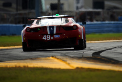 #49 AF Corse Ferrari 458 Italia: Пасін Латурас, Michele Rugolo, Руї Агуас, Метт Гріффін