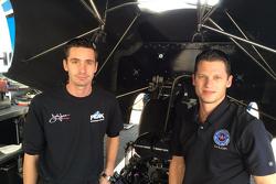 Nick Casertano et Jon Schaffer