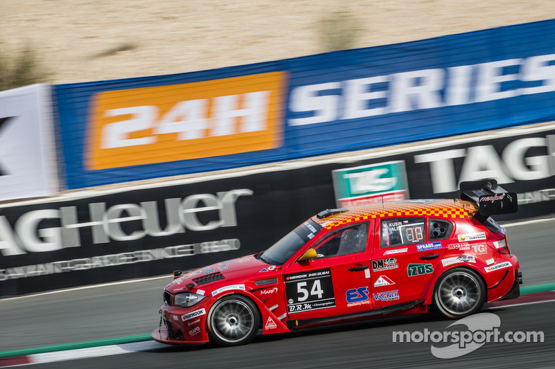 #54 K&K Racing Team & Valek Autosport,宝马130i: Marcel Kusin, Petr Vallek