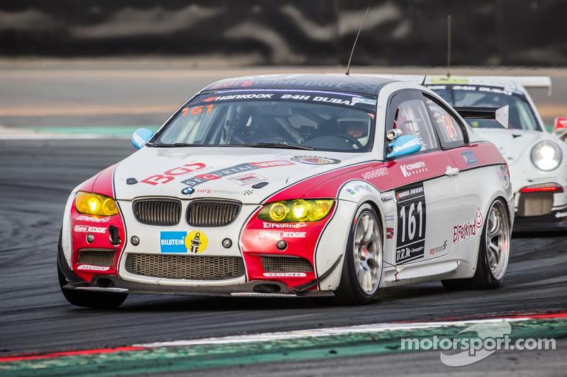 #161 Securtal Sorg Rennsport BMW E92 M3 GT4: Frank Elsässer, Paul Follett, Oliver Bender, Stefan Bey