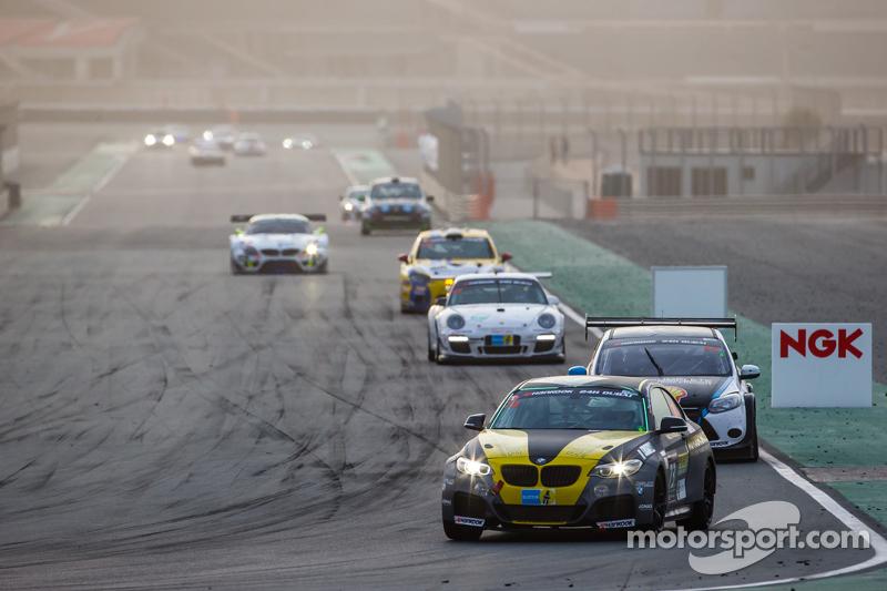 #73 Race-House Motorsport,宝马M235i赛车杯: Dag von Garrel, Stephen Perry, Max Girardo, Konstantin Jacoby,