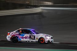 #76 Racingdivas by Las Moras, BMW M235i Racing Cup: Liesette Braams, Sandra van der Sloot, Gaby Uljee, Max Partl