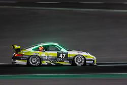 #47 B2F Compétition, Porsche 997 Cup: Benoit Fretin, Bruno Fretin, Michel Mitieus, Gilles Petit