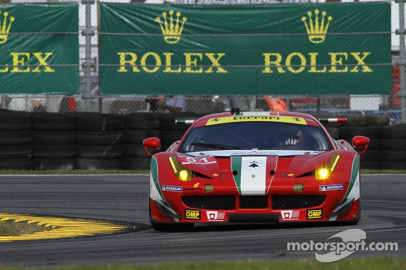 #51 AF Corse Ferrari 458 Italia: François Perrodo, Emmanuel Collard, Toni Vilander, Gianmaria Bruni