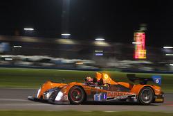 #11 RSR Racing Oreca FLM09 雪佛兰: Chris Cumming, Bruno Junqueira, Jack Hawksworth, Gustavo Menezes