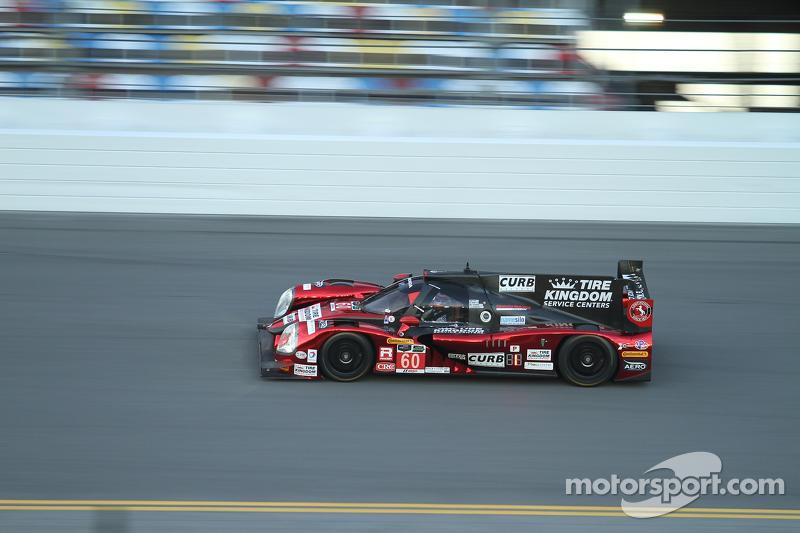 #60 Michael Shank Racing和Curb/Agajanian Ligier JS P2 本田: John Pew, Oswaldo Negri, A.J. Allmendinger, Matt McMurry