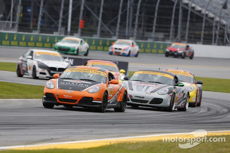 #56 Murillo Racing,宝马328i: Jeff Mosing, Eric Foss