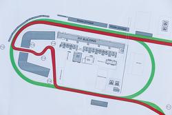 Planos detallados del circuito