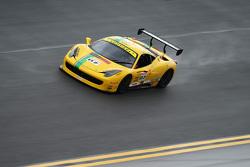 #87 San Diego Ferrari 458: Rich Baek